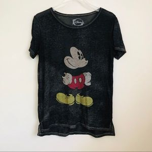 Mickey Mouse Short Sleeve Graphic Tee